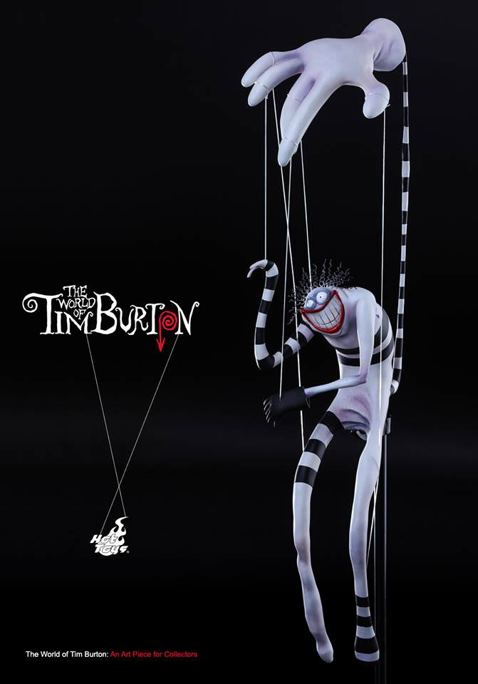 Hot Toys AC 03 The World Of Tim Burton – Hot Toys Complete ...