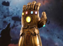 Avengers Infinity War Infinity Gauntlet Accessories One Sixth Scale Figure