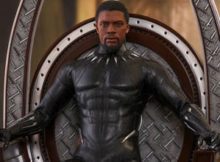 Black Panther Wakanda Throne One Sixth Scale Figure