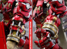 Avengers Age of Ultron Iron Man Hulkbuster Accessories One Sixth Scale Figure