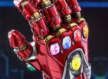 Marvel Avengers Endgame Nano Gauntlet Quarter Scale