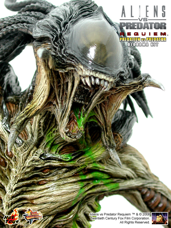Hot Toys DMS 02 Aliens VS Predator : Requiem – Predalien ...