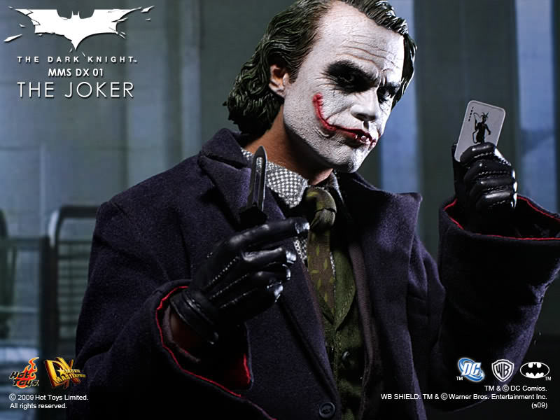 Hot Toys Dx 01 The Dark Knight The Joker Hot Toys Complete Checklist