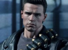 Hot Toys DX 10 Terminator 2 - T-800