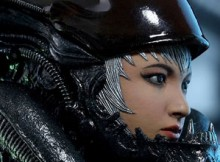 Hot Toys HAS 02 Alien VS Predator - Alien Girl