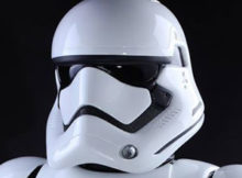 Hot Toys LMS 3 Star Wars : First Order - Stormtrooper