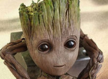 Hot Toys LMS 4 GOTG Vol. 2 - Groot