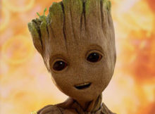 Marvel Guardians of the Galaxy Vol. 2 Groot Life-size Figure
