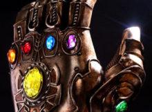 Marvel Avengers Infinity War Infinity Gauntlet Life Size