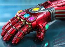Marvel Avengers Endgame Nano Gauntlet Life-size