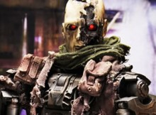 Hot Toys MMS 105 Terminator : Salvation - Endoskeleton T-600 (Concept Version)