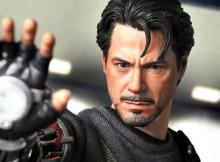 Hot Toys MMS 116 Iron Man - Tony Stark (Mech Test Version)