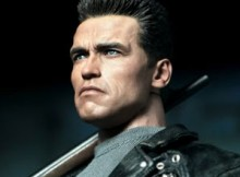 Hot Toys MMS 117 Terminator 2 - T-800
