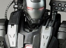 Hot Toys MMS 120 Iron Man 2 - War Machine
