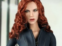 Hot Toys MMS 124 Iron Man 2 - Black Widow