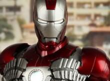 Hot Toys MMS 145 Iron Man 2 - Mark V