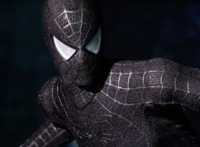 Hot Toys MMS 165 Spider-Man 3 - Black Suit Version