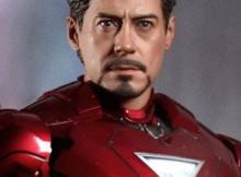 Hot Toys MMS 171 The Avengers - Iron Man Mark VI