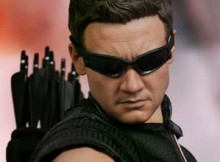 Hot Toys MMS 172 The Avengers - Hawkeye