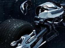 Hot Toys MMS 177 TDK Rises - Bat-Pod