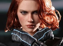 Hot Toys MMS 178 The Avengers - Black Widow