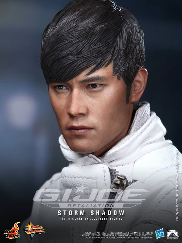 Hot Toys MMS 193 G I Joe: Retaliation – Storm Shadow – Hot Toys