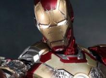Hot Toys MMS 197 D02 Iron Man 3 - Iron Man Mark XLII