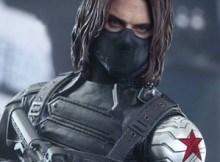 Hot Toys MMS 241 Captain America: TWS - Winter Soldier