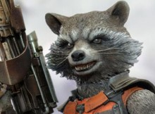 Hot Toys MMS 252 Guardians of the Galaxy - Rocket