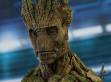 Hot Toys MMS 253 Guardians of the Galaxy - Groot