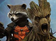Hot Toys MMS 254 Guardians of the Galaxy - Rocket & Groot