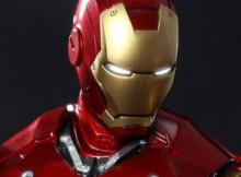 Hot Toys MMS 256 Iron Man – Mark III