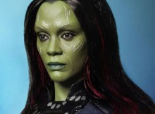 Hot Toys MMS 259 Guardians of the Galaxy - Gamora