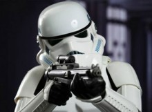 Hot Toys MMS 267 Star Wars IV – Stormtrooper