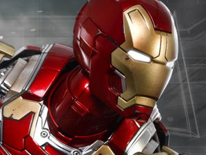 Hot Toys MMS 278 D09 Avengers : Age of Ultron – Iron Man