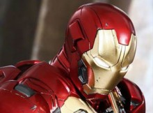 Hot Toys MMS 300 Avengers Age of Ultron : Iron Man Mark XLV