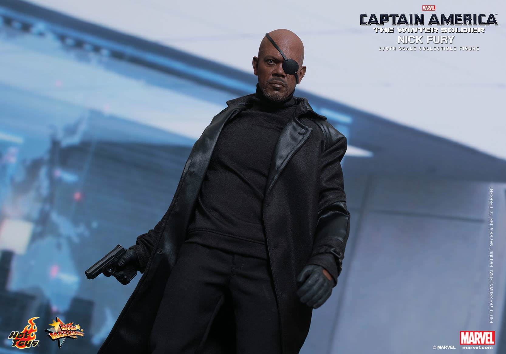 89ee5bcf77d Nick Fury is a crucial character in the Marvel Cinematic Universe as the  Director of S.H.I.E.L.D. and activating the Avengers Initiative to bring a  team ...