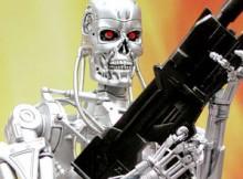 Hot Toys MMS 33 Terminator 2 - T-800 Endoskeleton