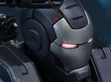 Hot Toys MMS 331 D13 Iron Man 2 - War Machine
