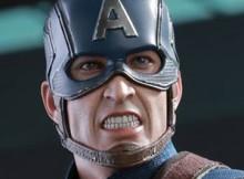 Hot Toys MMS 350 Captain America : Civil War