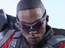Hot Toys MMS 361 Captain America : Civil War - Falcon