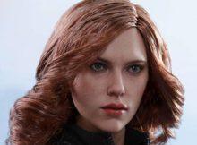 Hot Toys MMS 365 Captain America : Civil War - Black Widow