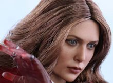 Hot Toys MMS 370 Captain America : Civil War - Scarlet Witch