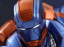 Hot Toys MMS 371 Iron Man 3 - Mark XXVII Disco