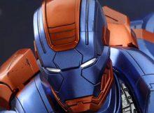 Hot Toys MMS 371 Iron Man 3 - Mark XXVII Disco