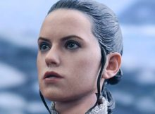 Hot Toys MMS 377 Star Wars : TFA – Rey (Resistance Outfit)
