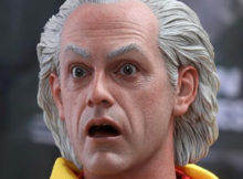 Doc Emmett Brown Sixth Scale Figure