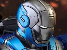 Hot Toys MMS 391 Iron Man 3 - Marx XXX Blue Steel