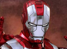 Marvel Iron Man Mark V Sixth Scale Figure
