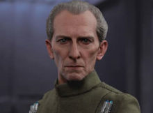 Hot Toys MMS 433 Star Wars IV - Grand Moff Tarkin